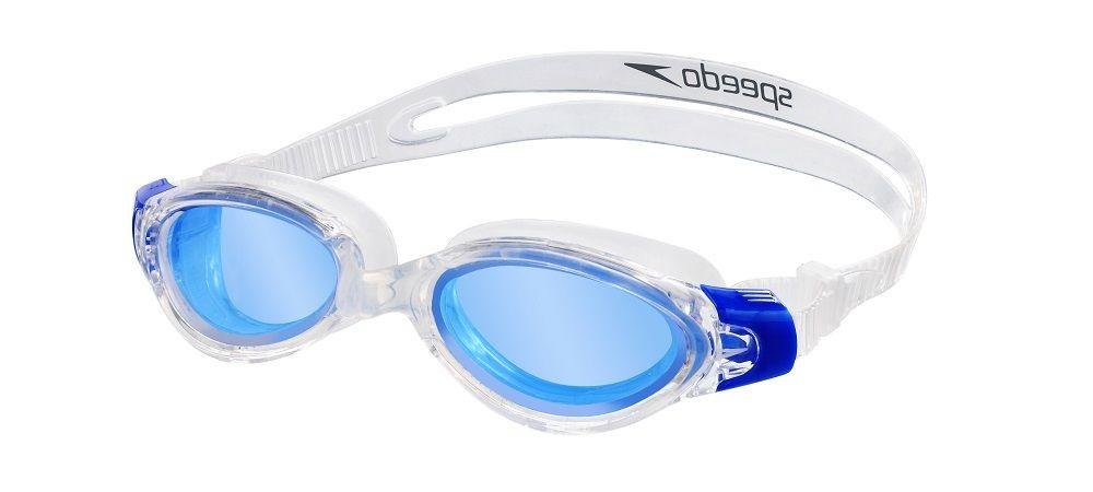 transparente / azul