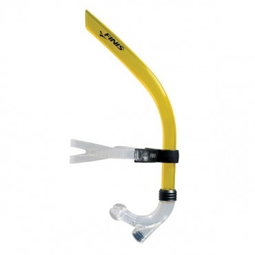 Snorkel Swimmer's Finis.