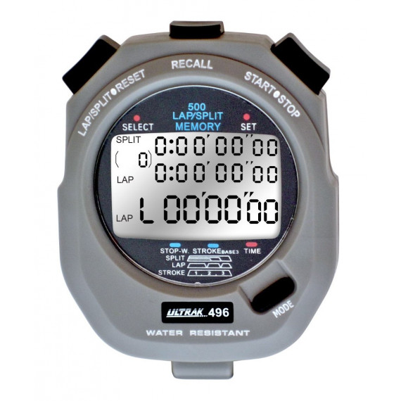 Cronômetro de Mão Ultrak 496 Profissional.