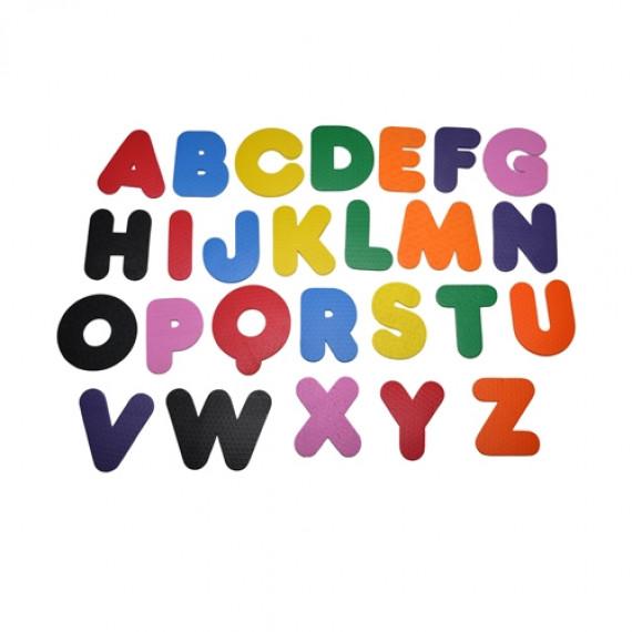 Brinquedo Alfabeto Que Flutuam Grande Em Eva Pronado.